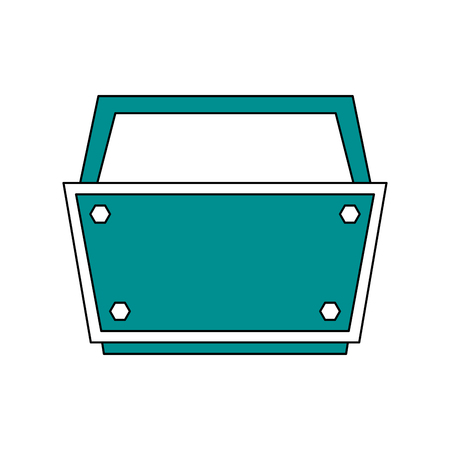 Toolbox isolated equipment icon vector illustration graphic design