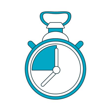 Vintage chronometer symbol vector illustration graphic design Иллюстрация
