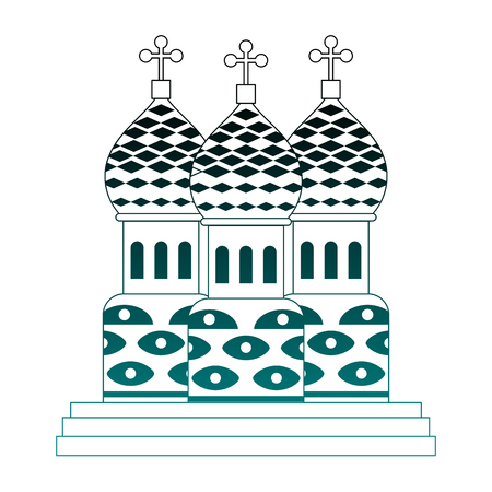 Cathedral vector illustration graphic design.