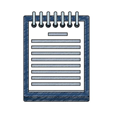 Clipboard document symbol vector illustration graphic design
