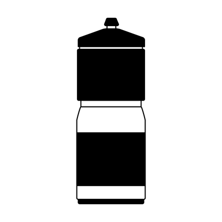 Bottle isolated vector illustration graphic design