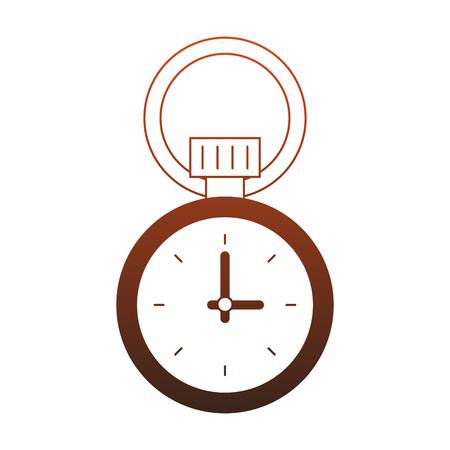Vintage timer symbol vector illustration graphic design