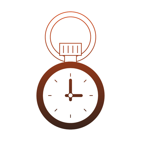 Vintage timer symbol vector illustration graphic design