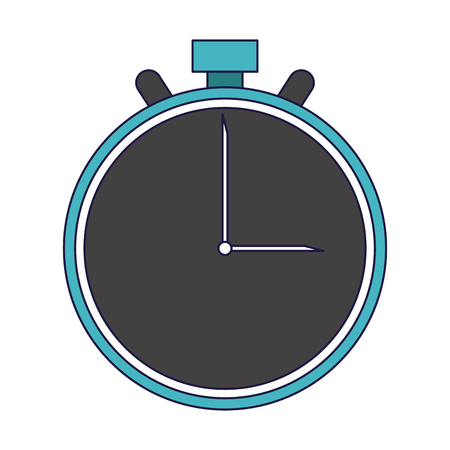 Sport timer symbol vector illustration graphic design