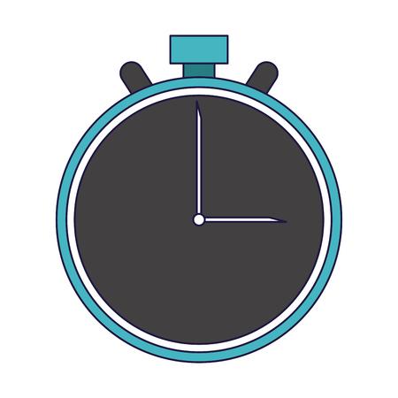Sport timer symbol vector illustration graphic design