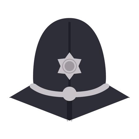 london custodian helmet isolated vector illustration graphic design Illustration