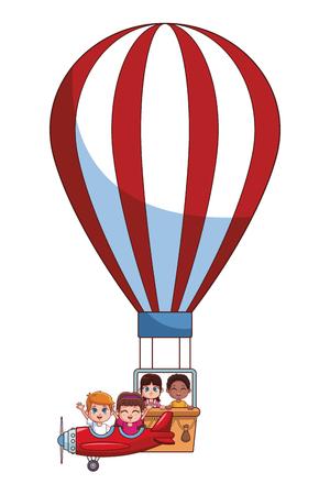 cute children cartoon vector illustration graphic design