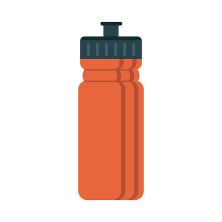 bottle thermo symbol isolated vector illustration graphic design