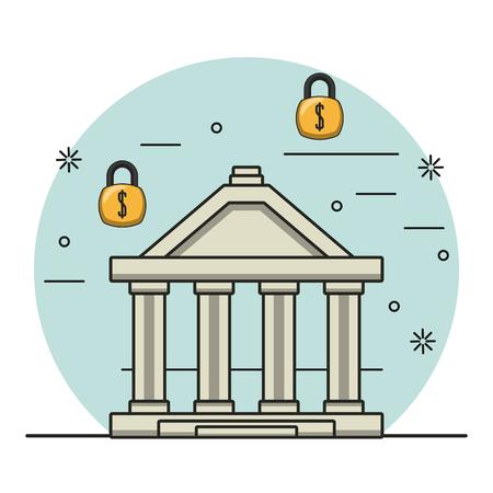finance and trading cartoon vector illustration graphic design