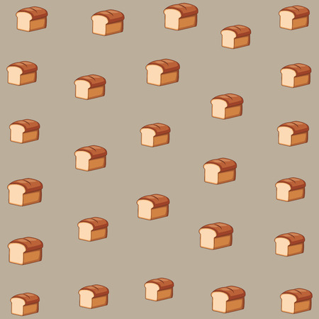 bread meal background vector illustration graphic design