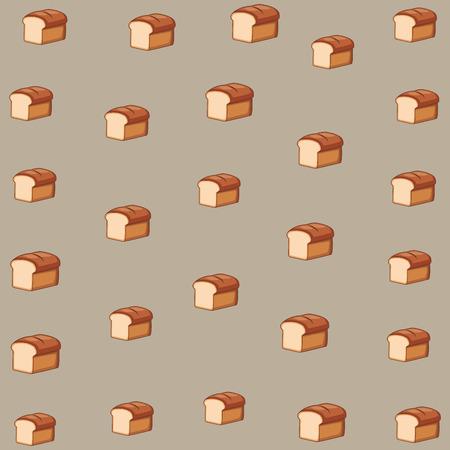 bread meal background vector illustration graphic design