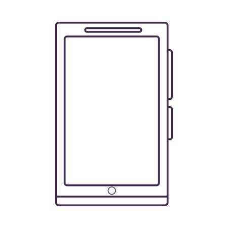 cellphone isolated icon vector illustration graphic design Illustration