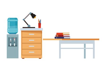 modern furniture cartoon vector illustration graphic design vector illustration graphic design