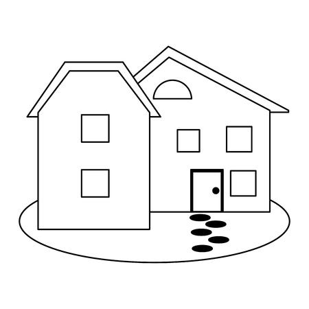 Folder with padlock and key security symbol vector illustration graphic design Stock Illustratie