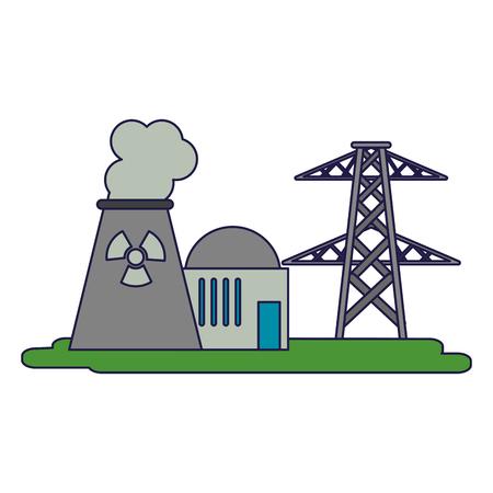 House and solar panel symbol vector illustration graphic design