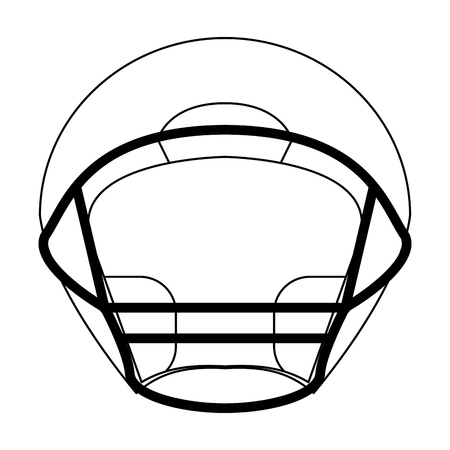 15577 Football Helmet Cliparts Stock Vector And Royalty Free