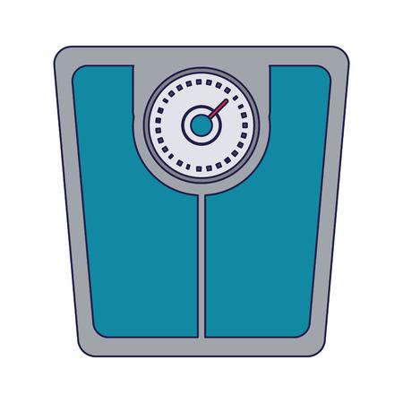 Fitness body balance symbol vector illustration graphic design 向量圖像