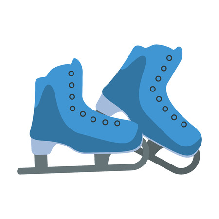 Ice skates boots equipment to skate
