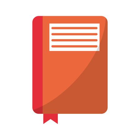 business agenda office symbol isolated vector illustration graphic design