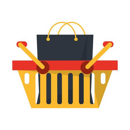 Businessman on podium avatar vector illustration graphic design