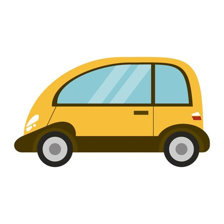Car coupe vehicle isolated vector illustration graphic design Standard-Bild - 124868072