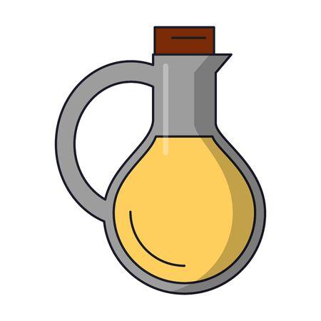 Olive Vegetable Oil Jar vector illustration design vector illustration graphic design