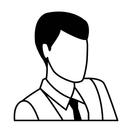 technology software business man symbol vector illustration graphic design 일러스트