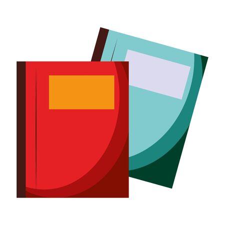 Back to school utensils books cartoons vector ilustration graphic design vector illustration graphic design 일러스트