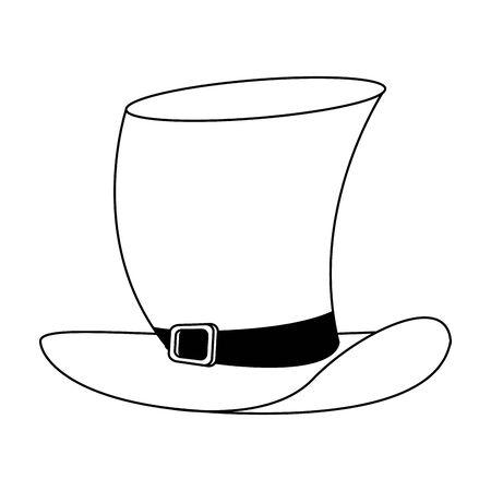 hat clothing fashion headwear isolated cartoon vector illustration graphic design 일러스트