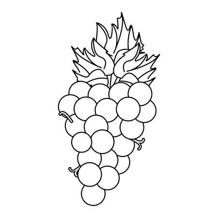 sur fond blanc, illustration vectorielle