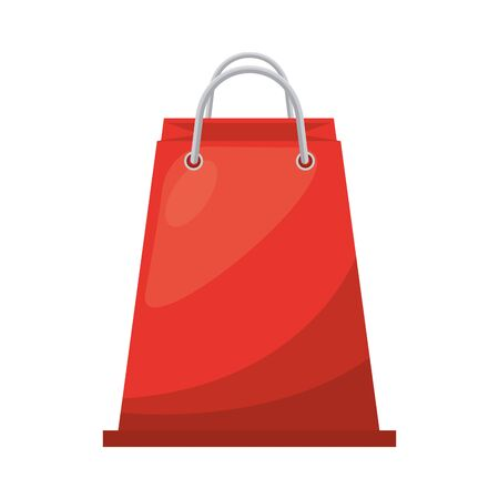 shopping bag paper marketing icon vector illustration design 写真素材 - 133703274
