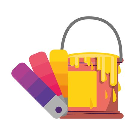 Graphic design digital tools and symbols for creative process, art and ideas. illustration editable image Ilustracja