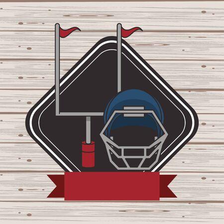 american football sport helmet icon vector illustration design 일러스트