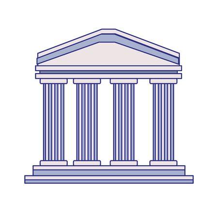 Bank design, Money finance commerce market payment invest and buy theme Vector illustration Illusztráció
