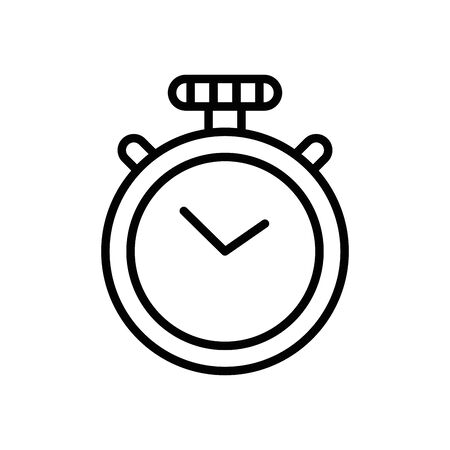 timer chronometer counter isolated icon vector illustration design