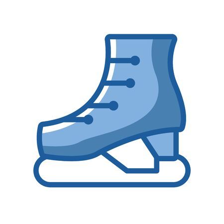 snow skate sport isolated icon vector illustration design Stock Vector - 135481856