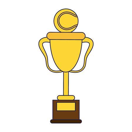 Basketball trophy cup championship Designe