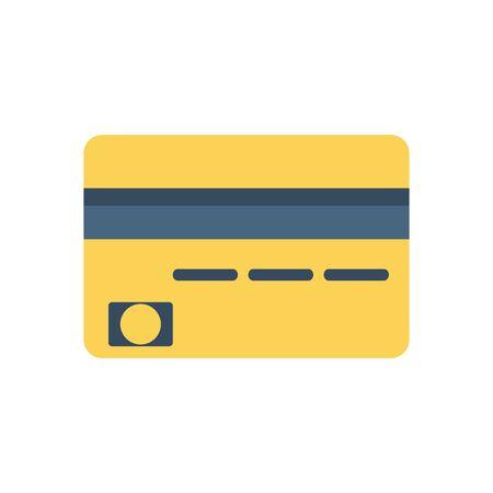credit card economy isolated icon vector illustration design