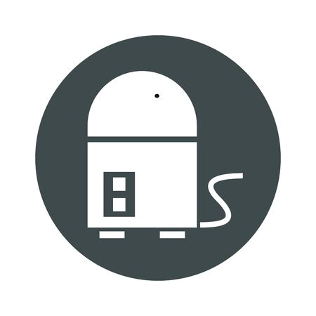 water heater home appliance isolated icon vector illustration design
