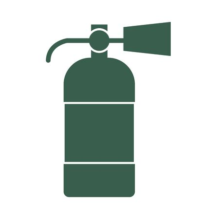 fire extinguisher tool isolated icon vector illustration design