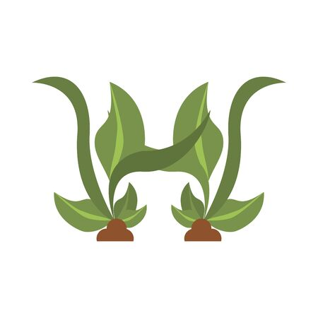 plant ecology cultivating isolated icon vector illustration design 일러스트