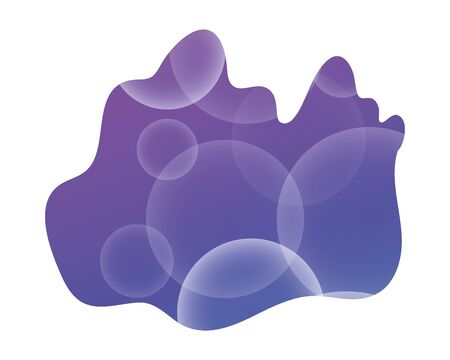 purple abstract figure background vector illustration design