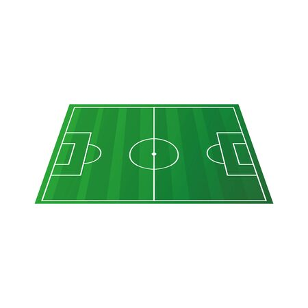 football soccer sport camp icon vector illustration design Çizim