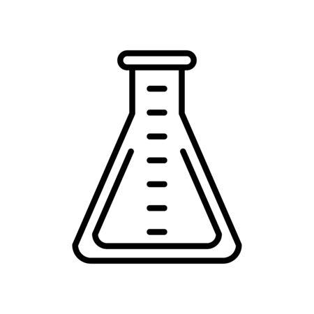 tube test laboratory isolated icon vector illustration design Banco de Imagens - 150259086