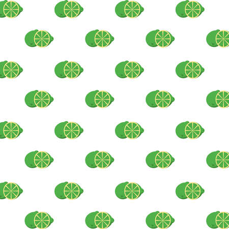 lemons fresh delicious fruits pattern background vector illustration design