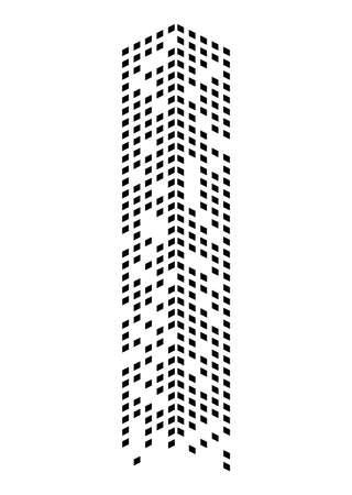 building monochrome structure