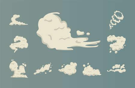 ten smoke icons