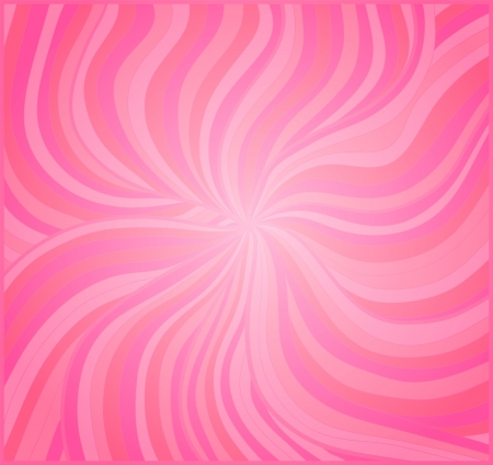 centralized: backgrounds set  Wavy strokes from the centre to the corners of illustration Illustration