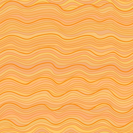 semless pattern  Abstract waves  water or wood grain  of different tints   Vector