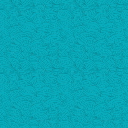 vitrage: Blue abstract seamless pattern